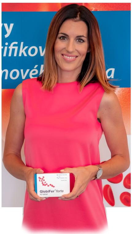 Lucie Křížová - účast na GlobiFer forte
